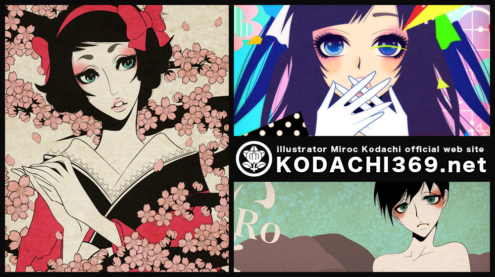 <b>illustrator</b> Miroc Kodachi official web site | <b>イラストレーター</b> <b>...</b>